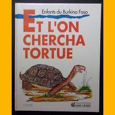 ET L'ON CHERCHA TORTUE Conte Jean Yanogo Jean Vénard Justin Kra 1995