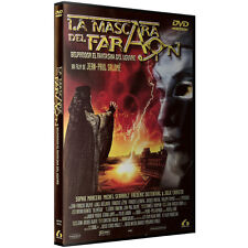 PELICULA DVD LA MASCARA DEL FARAON PRECINTADA (PRECINTO ROTO)