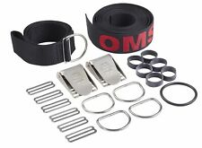OMS - Continuous Webbing Complete Harness Kit
