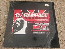 "Rampage - Take it to the Streets/Wild for Da Night 12"" Vinyl Single"