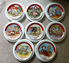 Danbury Mint Campbell Kids Collector'S Plates Set Of 8 Condition New