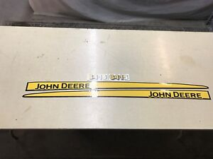 John Deere 6415 Loader Decals