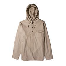 Fourstar Atlantic Boys Khaki Kids Hooded Jacket - Medium SRP
