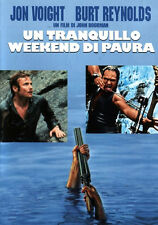 UN TRANQUILLO WEEKEND DI PAURA DVD 1972 Burt Reynolds  ITALIANO WEEK END