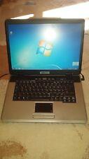 Laptop MEDION (MD 98200) 15,4 Zoll mit neuem Akku, WIN7, 4GB RAM