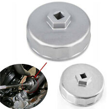 74mm Oil Filter Wrench Socket Remover Caps Tool for Mercedes Benz Audi Toyota VW