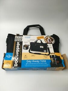 Overland Dog Gear Day Away Tote with Lined Food Carrier B45