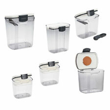 Progressive International ProKeeper 6 Piece Clear Storage Container (Open Box)