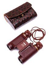 Carl Zeiss 8x20 binoculars -rare brown type