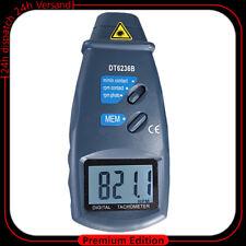 DIGITAL OPTICAL TOERENTELLER LASER SNELHEIDSMETER MOTOR TESTER U/MIN DZ1