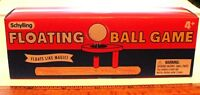 Floating Ball Game Classic Wooden Toy - Great Stocking Stuffers or for Parties