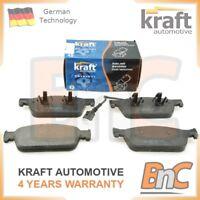 # KRAFT FRONT BRAKE PADS + INTEGRATED WEAR SENSOR SET VW TRANSPORTER MULTIVAN T5