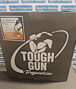 TREGASKISS RA12HA2CD0DS TOUGH GUN CA3/TA3 ROBOTIC MIG GUN - NEW