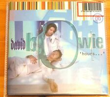 Rare David Bowie Hours 1 cd carded Edition VG+ played CD 10 Trk Virgin Promo