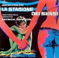 33 LP OST ENNIO MORRICONE  La Stagione Dei Sensi REISSUE ITALY 2009