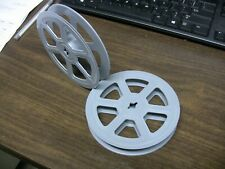 126- 200ft 16mm Plastic  film REELS NEW!