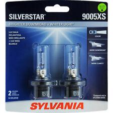 Headlight Bulb-SilverStar Blister Pack Twin SYLVANIA 9005XSST.BP2
