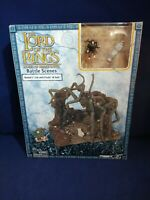 The Lord Of The Rings Armies Of Middle Earth Frodo & Sam Shelobs Battle Scene