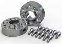 40MM 6X130 84.1MM HUBCENTRIC WHEEL SPACER KIT UK MADE MERCEDES SPRINTER 315 316