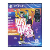 Just Dance 2020 PlayStation PS4 2019 English Chinese Factory Sealed