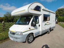 Campervans & Motorhomes with Immobiliser 2004