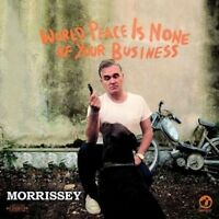MORRISSEY / WORLD PEACE IS NONE OF YOUR BUSINESS * NEW 2CD'S * NEU *
