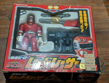 Bandai Power Rangers Turbo Carranger Red Racer Fighter Action Figure