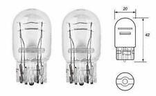 Genuine Fiat 500 Daytime Running Light DRL Bulb Lamp 71753190 W21/5W 7443 580