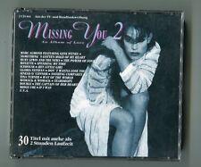 EMI elecrola 2 cds sampler © 1992 midge ure TINA TURNER gloria estefan - FATCASE