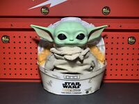 BABY YODA PLUSH The Child Mandalorian Star Wars Mattel