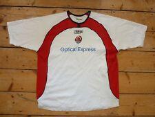 TAMAÑO: XL Clyde FC Camiseta de Fútbol Surridge Home Soccer Maglia