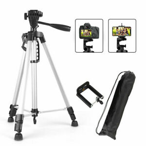 Kamerastativ Foto Stativ Stand für Sony Canon Nikon SLR  Kamera Handys Tripod