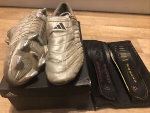 F50+ Spider SG Football Boots Size 9 Great Condition