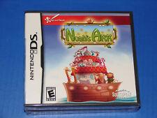 Noah's Ark  (Nintendo DS, 2010)   ***BRAND NEW SEALED***
