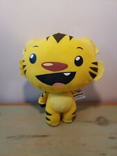 Nickelodeon Ni Hao Kai Lan Rintoo Tiger Stuffed Plush Nanco 2010 Viacom - 10""