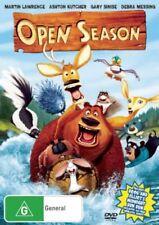 Open Season (DVD, 2007)