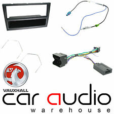 Vauxhall Signum 2005 On Car Stereo S/Din Fascia Steering Wheel Interface CTKVX14