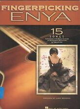 Fingerpicking Enya:15 Songs Arranged for Solo Guitar in Guitar Tab
