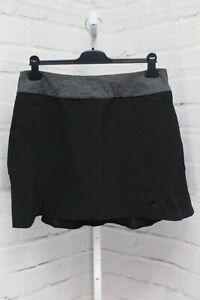 Adidas Fashion Golf Skort, Women's Size L, Black/Gray - NEW