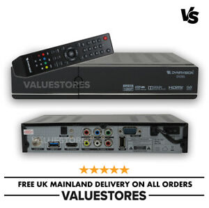 Dynavision DV20s Free To Air Full HD 1080P Digital Satellite Receiver STB NEW