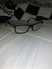 Authentic Ray Ban RB5269F 2383 Men's Black Rx Modern Eyeglasses Frames 53/17 145