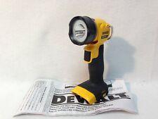 Brand New DEWALT DCL040 20V MAX Cordless LED Hand Held Work Light (Bare tool)
