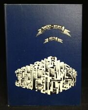 1974 Southwest High School Yearbook Fort Worth Texas TX Class Annual