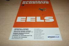 EELS - WONDERFUL GLORIOUS  !!! PUBLICITE / ADVERT !!! UK !!!