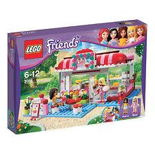 LEGO Friends 3061 - Park Cafe / Cafeteria - NEU NEW Mädchen