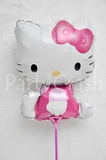 "12 Hello Kitty Birthday Balloon 14"" Balloon Party Favors"