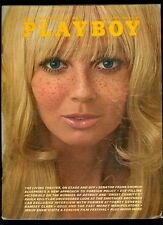 Playboy, August, 1969, Bunnies of Detroit!