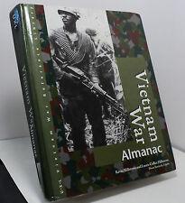 Vietnam War Almanac by Kevin Hillstrom and Laurie Collier Hillstrom