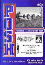 League Cup Fixtures