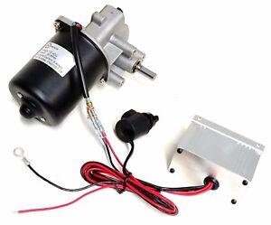 "Makermotor 3/8"" Shaft 12v PMDC Gear Motor Variable Speed Drive 12vdc Gearmotor"